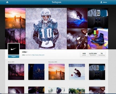 instagram para marcas 495x400 - Cómo integrar Instagram en tu estrategia de marketing digital