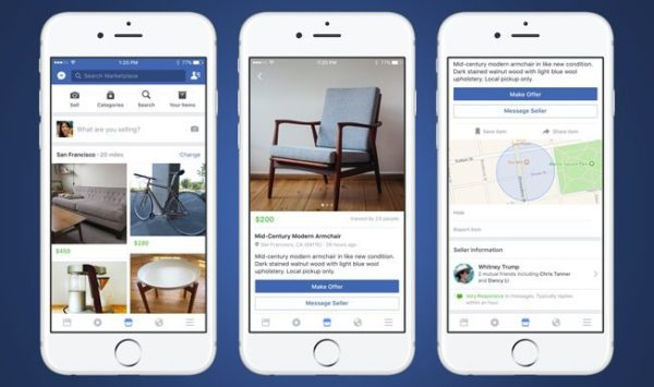 facebook marketplace - Facebook Marketplace: ¿en qué consiste?