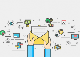 Email marketing 260x185 - Homepage