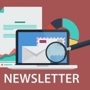 newsletter 180x180 - Inteligencia Artificial y e-mail marketing